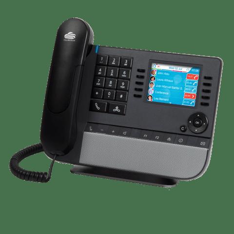8068s Cloud Edition Deskphone