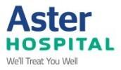 Aster DM Healthcare logo