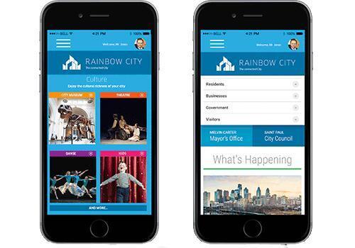 City app blog body