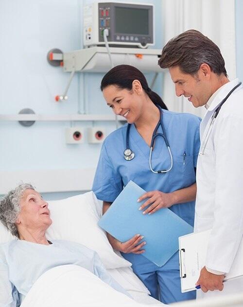 Healthcare - Medical Staff