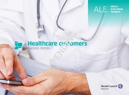 Healthcare customer references ebook thumbnail