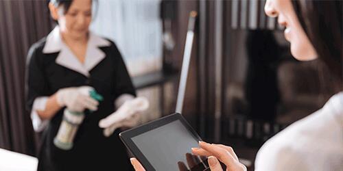 Improves operations hospitality image