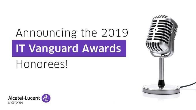 Vanguard award announcement image