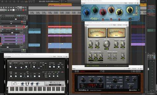 Ringtone composer software screenshot for blog post