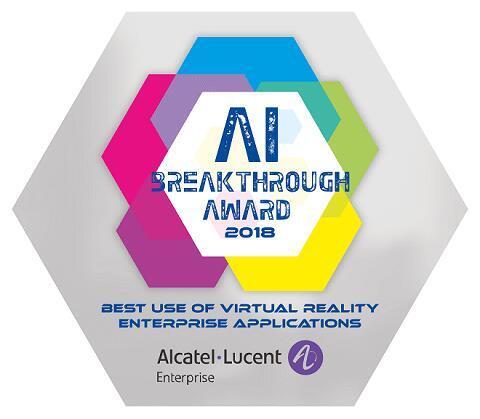 Virtual Reality EBC Award 2018